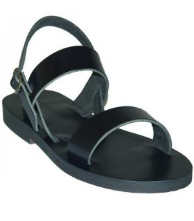 Sandales Benoît noires - Taille 42
