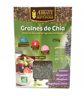 Graines de Chia - 250gr