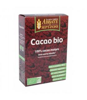 Cacao Bio 200g - maigre -