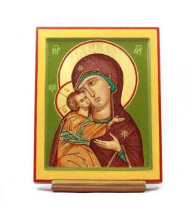 Icône de la Vierge de la Tendresse