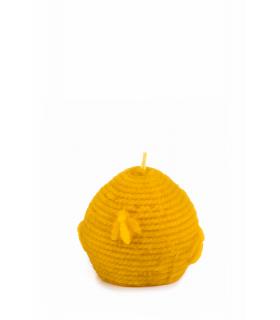 Bougie sphère abeille