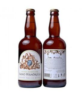 Bière blanche Saint-Wandrille