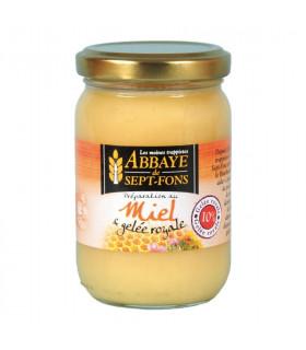 Miel à la gelée royale 10%