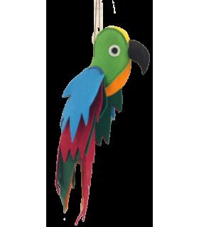 Ara - Perroquet multicolore