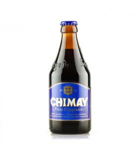 Bière Chimay Bleue