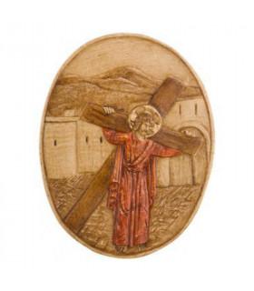 chemin de croix médaillon S2