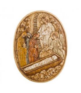 chemin de croix medaillon S15