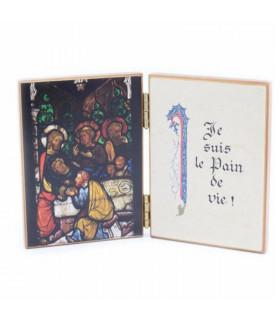 Diptyque Le Christ - La Dernière Cène
