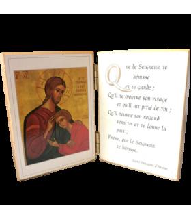 Diptyque du Christ