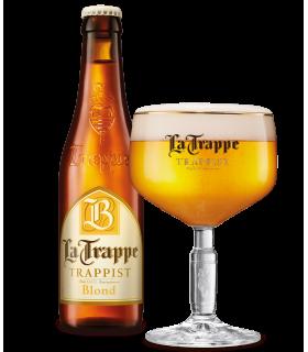 Bière La Trappe blonde