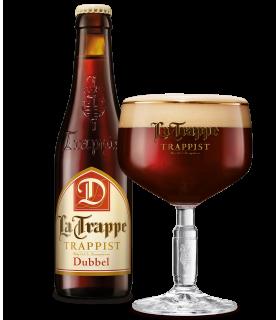 Bière La Trappe Dubbel