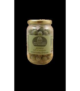 Perles de miel à l'eucalyptus.
