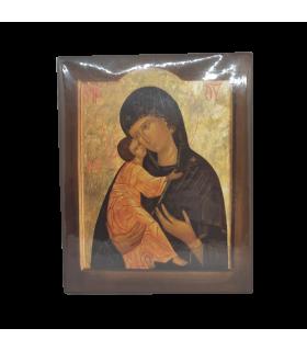 Icône Vierge qui montre le chemin 20 X 24 cm