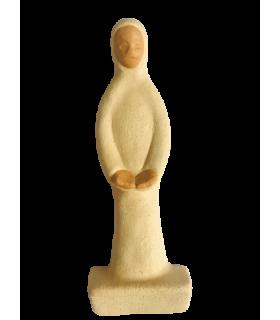 Haut relief Vierge Fiat 20cm