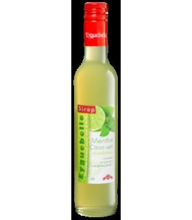 Sirop Menthe Citron Vert Eyguebelle - 50 cl