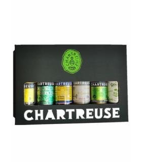 Coffret 6 Mignonettes de Chartreuse