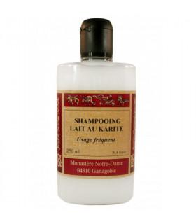 Shampooing Lait Karité - Usage fréquent