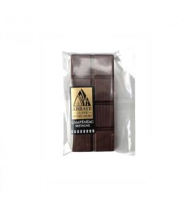 Mini Tablette chocolat noir surfin