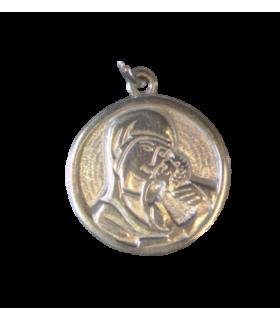 Médaille Vierge de Korsun argent