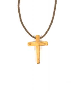 Croix romaine bois