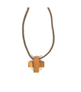 Croix de bois 2cm