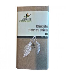 Tablette Chocolat Noir Bio