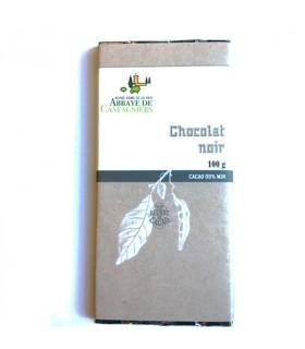 Tablette Chocolat Noir - Castagniers - 100 g