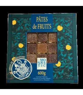 Pâtes de fruits boîte 600g