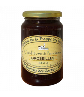 Confiture Groseilles