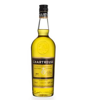 Chartreuse Jaune - 70 cl