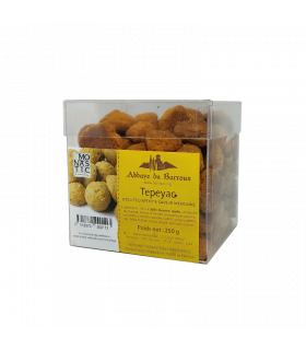 Tepeyac biscuits d'apéritif saveur mexicaine 250gr