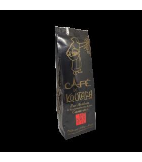 Café pur arabica 250g moulu