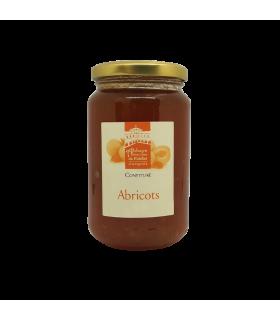 Confiture d'abricots 430gr