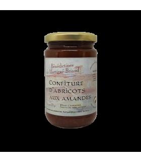 Confiture Abricots amandes