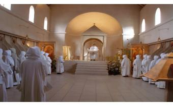 Monastère Notre Dame du Saint Désert Piquetière