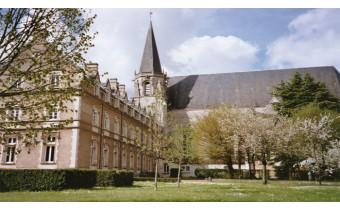 Abbaye St Martin Ligugé