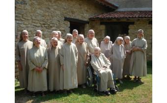 Monastère ND Martigné Briand