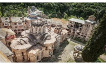 Monastère Grec Hilandar